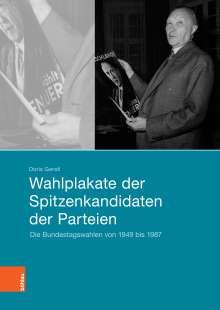 Doris Gerstl: Wahlplakate der Spitzenkandidaten der Parteien, 2 Bücher
