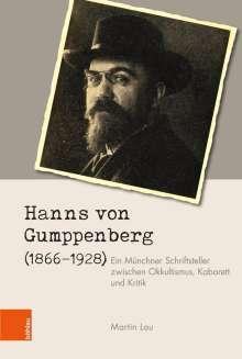 Martin Lau: Hanns von Gumppenberg (1866-1928), Buch
