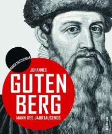 Maren Gottschalk: Johannes Gutenberg, Buch