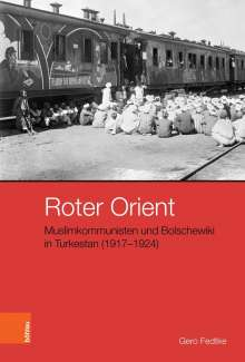 Gero Fedtke: Roter Orient, Buch