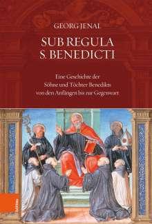 Georg Jenal: Sub Regula S. Benedicti, Buch