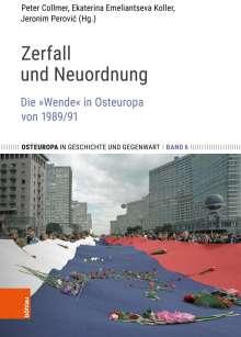 Zerfall und Neuordnung, Buch