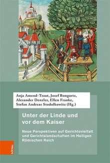 Unter der Linde und vor dem Kaiser, Buch