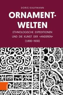 Doris Kaufmann: Ornamentwelten, Buch