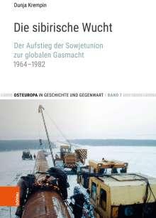 Dunja Krempin: Die sibirische Wucht, Buch