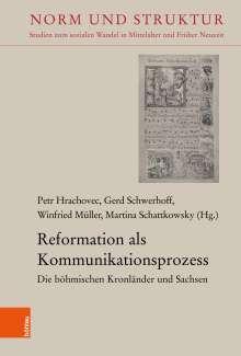 Reformation als Kommunikationsprozess, Buch
