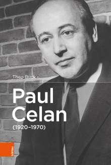 Theo Buck: Paul Celan (1920-1970), Buch