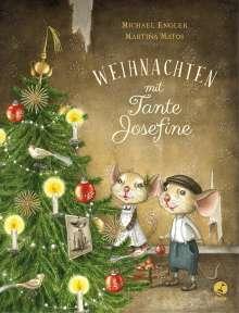 Michael Engler: Weihnachten mit Tante Josefine, Buch
