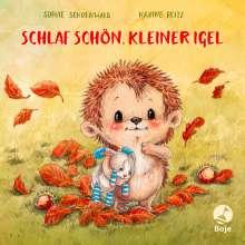 Sophie Schoenwald: Schlaf schön, kleiner Igel, Buch