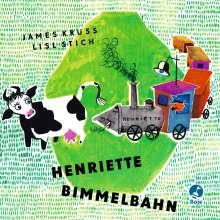 James Krüss: Henriette Bimmelbahn, Buch