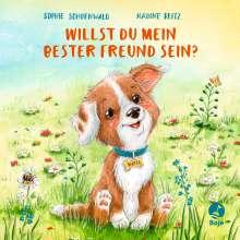 Sophie Schoenwald: Willst du mein bester Freund sein?, Buch
