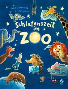 Sophie Schoenwald: Schlafenszeit im Zoo, Buch