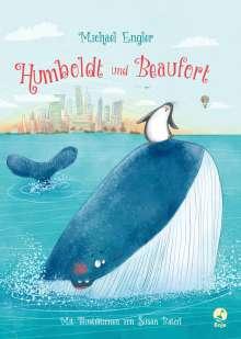 Michael Engler: Humboldt und Beaufort, Buch