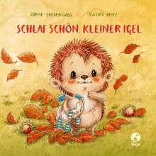 Sophie Schoenwald: Schlaf schön, kleiner Igel (Mini-Ausgabe), Buch