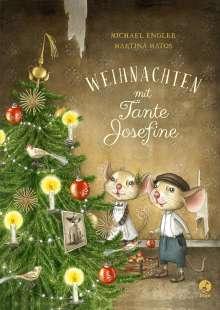 Michael Engler: Weihnachten mit Tante Josefine (Mini-Ausgabe), Buch