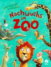 Sophie Schoenwald: Nachwuchs im Zoo, Buch
