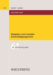 Karl-Friedrich Ernst: KB-Helfer 2017, Buch