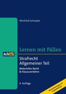 Winfried Schwabe: Strafrecht Allgemeiner Teil, Buch
