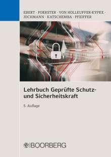 Lehrbuch Geprüfte Schutz- und Sicherheitskraft, Buch