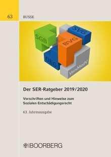 Sven Busse: Der SER-Ratgeber 2019/2020, Buch