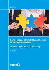 Christian Bülow: Landespersonalvertretungsgesetz Nordrhein-Westfalen, Buch