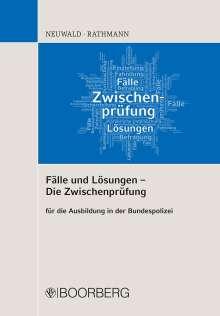 Nils Neuwald: Fälle und Lösungen - Die Zwischenprüfung, Buch