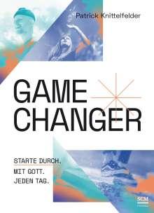 Patrick Knittelfelder: Gamechanger, Buch