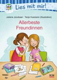 Juliane Jacobsen: Allerbeste Freundinnen, Buch