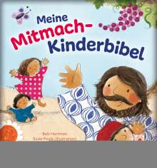 Bob Hartman: Meine Mitmach-Kinderbibel, Buch