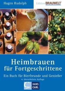 Hagen Rudolph: Heimbrauen für Fortgeschrittene, Buch