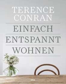 Terence Conran: Einfach entspannt wohnen, Buch