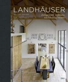 Melanie Breuer: Landhäuser, Buch