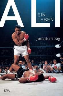 Jonathan Eig: Ali, Buch