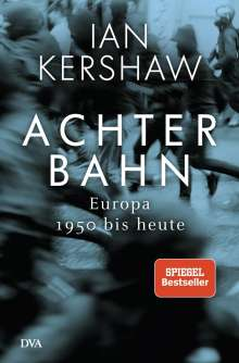 Ian Kershaw: Achterbahn, Buch