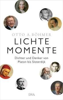 Otto A. Böhmer: Lichte Momente, Buch
