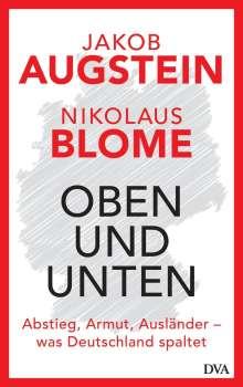 Jakob Augstein: Oben und unten, Buch