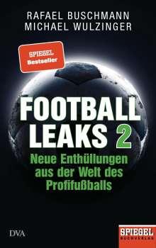 Rafael Buschmann: Football Leaks 2, Buch