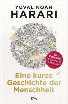 Yuval Noah Harari: Eine kurze Geschichte der Menschheit, Buch