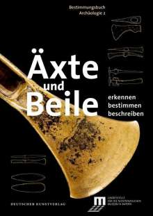 Ulrike Weller: Äxte und Beile, Buch