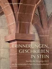 Hauke Horn: Erinnerungen, geschrieben in Stein, Buch