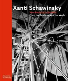 Torsten Blume: Xanti Schawinsky, Buch