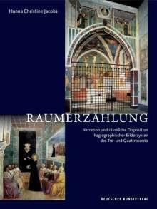 Hanna Christine Jacobs: Raumerzählung, Buch