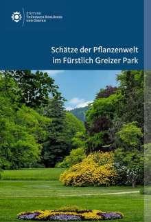 Jens Scheffler: Schätze der Pflanzenwelt im Fürstlich Greizer Park, Buch