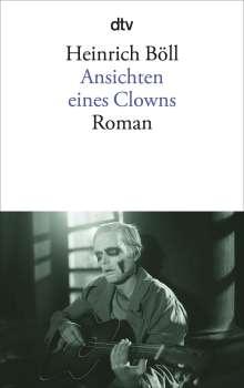 Heinrich Böll: Ansichten eines Clowns, Buch