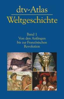Hermann Kinder: dtv-Atlas Weltgeschichte 1, Buch