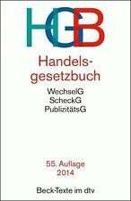 Wolfgang Hefermehl: Handelsgesetzbuch, Buch