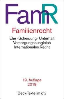 Familienrecht (FamR), Buch