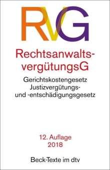 Rechtsanwaltsvergütungsgesetz (RVG), Buch