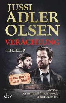 Jussi Adler-Olsen: Verachtung, Buch