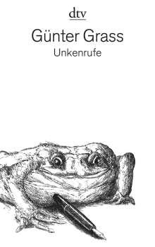 Günter Grass: Unkenrufe, Buch